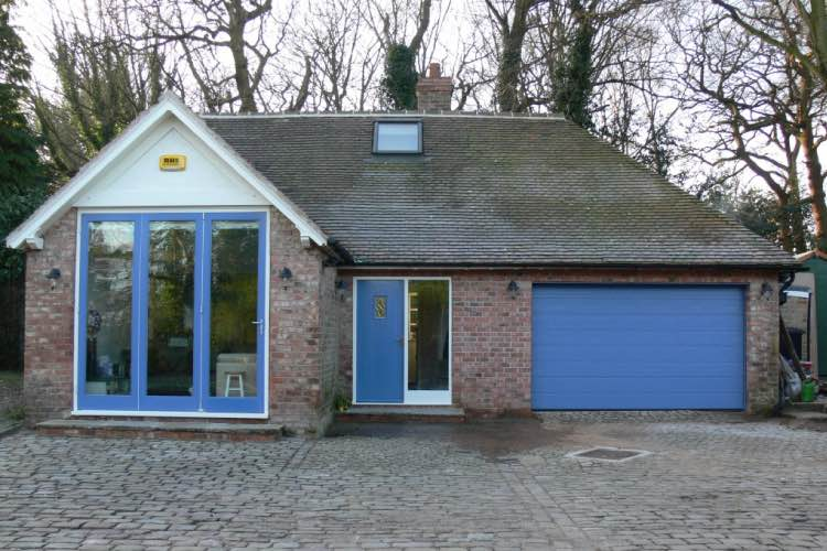 Garage Conversions in Cheshire