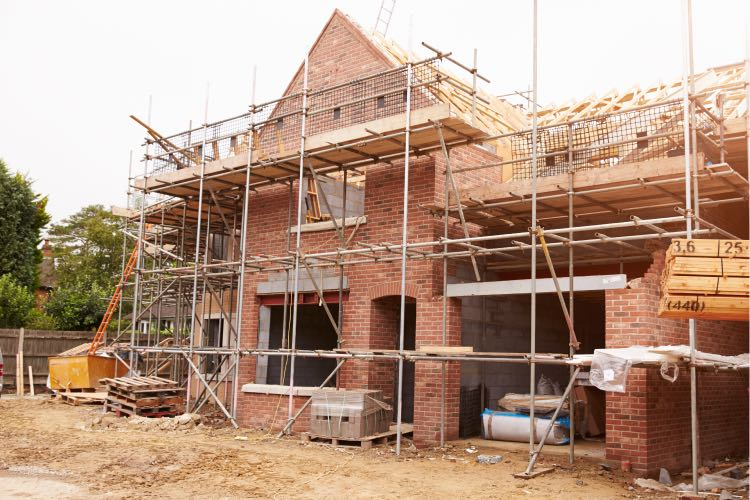 House builders in cheshire